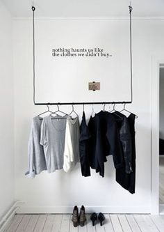 Nothing haunts us like the clothes we didn't buy..