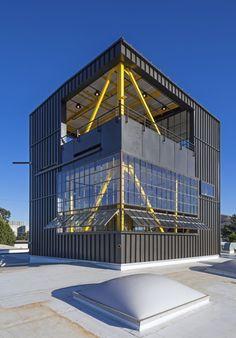 Framestore LA / DHD Architecture and Design