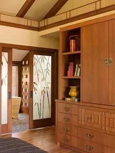 Replace Interior Doors --replace doors with solid core doos dampen noise more. Replace blah door with finely detailed antique. Interior Pocket Doors, Black Interior Doors, Home Improvement Projects, Home Projects, Weekend Projects, Home Renovation, Home Remodeling, Replacing Interior Doors, Hollow Core Doors