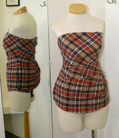 Retro 50s Inspired Pinup Playsuit-Sun Suit-Skirted One Peice- Red Blue Yellow White Plaid- on Etsy, $45.00
