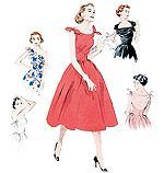 Some retro patterns for pin up pic possibilities!
