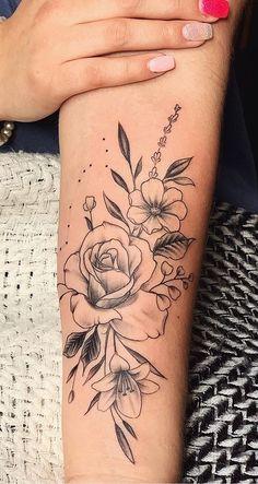 75 Fotos de tatuagens femininas no braço - Fotos e Tatuagens