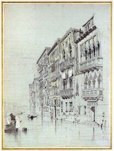 De Ruskin en Venecia