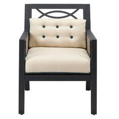 Bombay Outdoors Granada Fife Sea Arm Chair