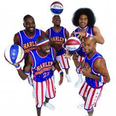 Harlem Globetrotters en Puerto Rico! Para Boletos + Info visita www.tcpr.com