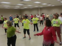 Get your Zumba on! Classes now happening at the new Quartzsite Community Center.