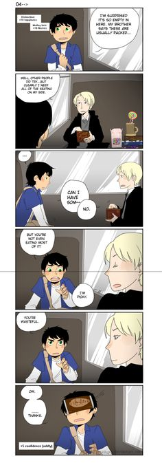 HP: Shut your mouth. by ryounkura on deviantART (4)
