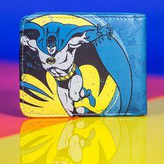 Batman Wallet - Buy from Prezzybox.com Superhero Gifts, Buy Wallet, Superhero Characters, Your Favorite, Batman, Stuff To Buy