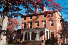 Noyes Alumnae House (front facade), College of Notre Dame of Maryland