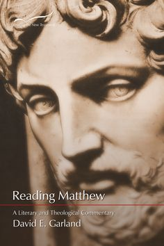 Reading Matthew provides thorough guidance through Matthew's story of Jesus. Garland's commentary reveals the movement of the story's plot while also highlighting the theology of Matthew. Reading Matthew is an essential book for studnets and ministers studying the first Gospel.