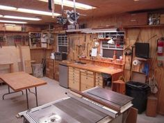Urban Shop - Shop Tours - Fine Woodworking