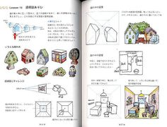 Illustrations avec des stylos à bille 3 livre