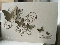 Beautiful Wings Embosslits Die / Elements of Style