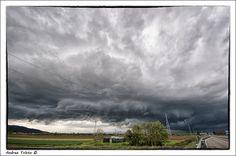 Temporale su Eporediese del 27 Aprile 2013 by AndryPhoto, via Flickr. Tutti i diritti riservati a Andrea Tritto