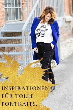 Als Portrait Fotografin unterstütze Frauen dabei, ihre innere Portrait, Style, Fashion, Mirror Image, Woman, Nice Asses, Photo Illustration, Swag, Moda