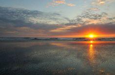 Dalende Zon Egmond aan Zee Summer Beach, Seaside, Holland, Celestial, Dutch, Om, Painting, Outdoor, Live