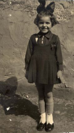 Ava Sussholz was sadly killed in Auschwitz in 1944 at age 9.