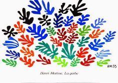 Ma petite maternelle: Henri Matisse