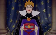 I got Evil Queen!*-* Yesssssssssssss!!! Which Disney Villain Are You? | Oh My Disney