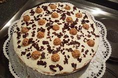Giotto-Torte, ein sehr leckeres Rezept aus der Kategorie Torten. Bewertungen: 244. Durchschnitt: Ø 4,6.