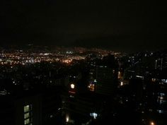 At night Night, Colombia