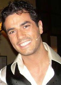 Antonio Cupo <3 beautiful smile