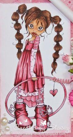 Lasata's Crafty Hideout: Hula Hoop Love
