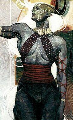 Female Qunari DAI