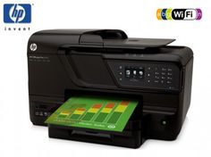 Impresora HP Multifunción WiFi Offijet Pro All-in-One