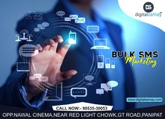 Digital Samay provides best bulk sms service in Panipat with delivery & is known to be the best bulk sms service provider in Panipat. Large Crowd, Budgeting, Digital, Text Posts, Budget