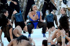 Demi Lovato Photos Photos - Singer Demi Lovato performs during a pre-taping for the 2017 MTV Video Music Awards at the Palms Casino Resort on August 24, 2017 in Las Vegas, Nevada. - Demi Lovato Performs from Las Vegas for the 2017 VMAs