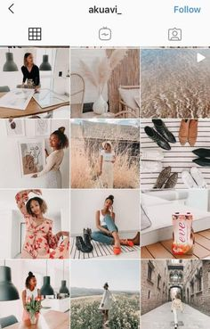 20+ of The Hottest Instagram Feed Themes to Re-Create Yourself! White Instagram Theme, Black And White Instagram, Instagram Apps, Instagram Feed, Pastel Feed, White Feed, Vsco Themes, Black And White Aesthetic, Your Photos