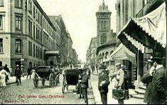 Hedda Gabler, Oslo, The Past