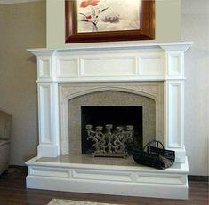 169 best fireplace mantels images in 2019 rh pinterest com