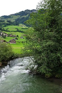 St. Gallen Nesslau, Switzerland