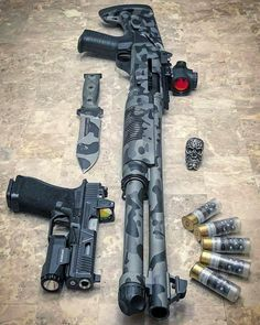 Airsoft hub is a social network that connects people with a passion for airsoft. Talk about the latest airsoft guns, tactical gear or simply share with others on this network Ninja Weapons, Weapons Guns, Airsoft Guns, Guns And Ammo, Zombie Weapons, Tactical Shotgun, Tactical Gear, Tactical Wall, Rifles