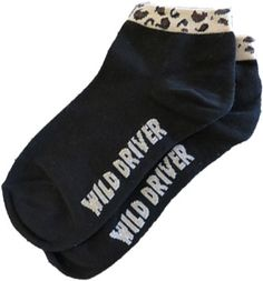 Check out what Lori's Golf Shoppe has for your days on and off the golf course!  Wild Driver (Black w/Animal Print) K Bell Ladies Golf Sport Socks now at one of the top shops for ladies golf accessories #lorisgolfshoppe