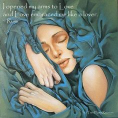 I opened my arms to Love and Love embraced me like a lover.  -Rumi Twin Flame Story – Lee-Anne and Cory