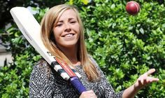 Bowling the men over in top cricket league  CRICKETER Chloe Wallwork has smashed the record books for six by becoming the first woman to pla...
