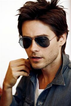 So love this man and his band....Jared Leto from 30 Seconds to Mars