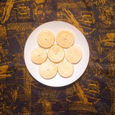 🍋ice lemon for water_170331