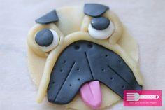 Mops Muffins Gesicht