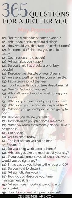 As May is a special month for me, the 365 Questions For A Better You: the May Edition had to be special too. Check out what people are saying about the community behind the prompts. Read all about it on the blog. #productivity #confidence #success #personaldevelopment #journaling #prompts #365questionsforabetteryou