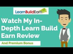 (Learn Build Earn Review) Click here to see my Exclusive Premium 'Fast Profit'…