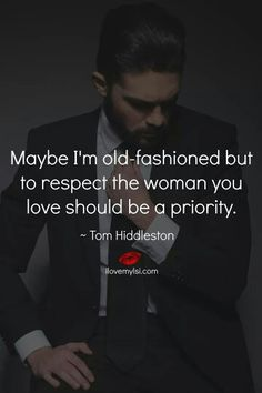 Maybe im old fashioned. ..