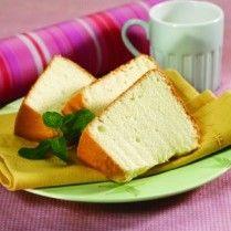 CHIFFON CAKE DASAR   Sajian Sedap