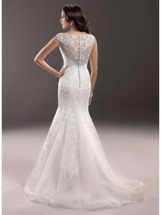 Maggie Sottero Fall 2013 - Style 3MS771 Raelynn