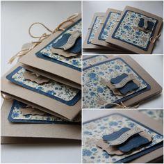 Notizbuch, Heft, Karte