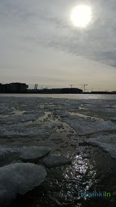 The first bays are ice free. Bays, Helsinki, Ice, Winter, Outdoor, Winter Time, Outdoors, Berries, Outdoor Living