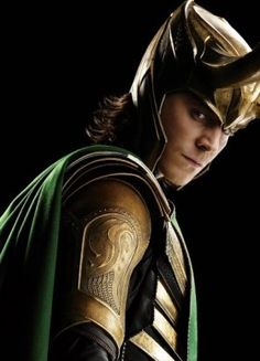 You cannot help but root for Loki, as he is SO messed up, PLUS, as a Sith myself, I think he is Purrfect!